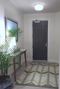 door makeover - myfrenchtwist.com