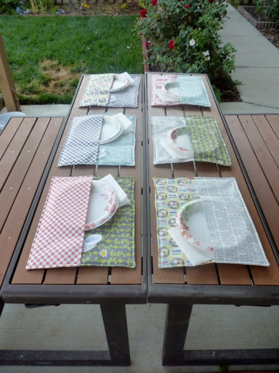 picnic placemats - myfrenchtwist.com