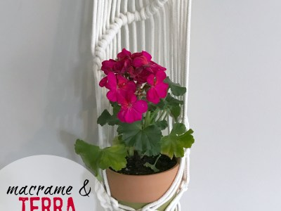 macrame & terra cotta planter - myfrenchtwist.com