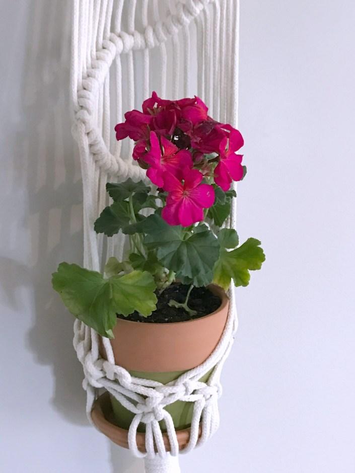 macrame terra cotta planter - myfrenchtwist.com
