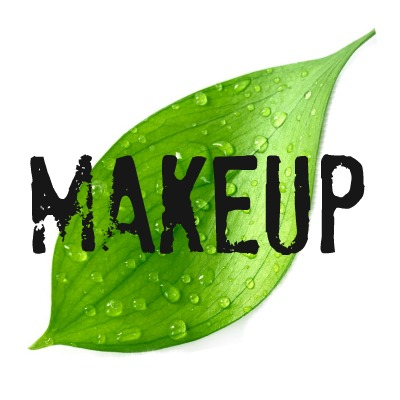 green beauty make up