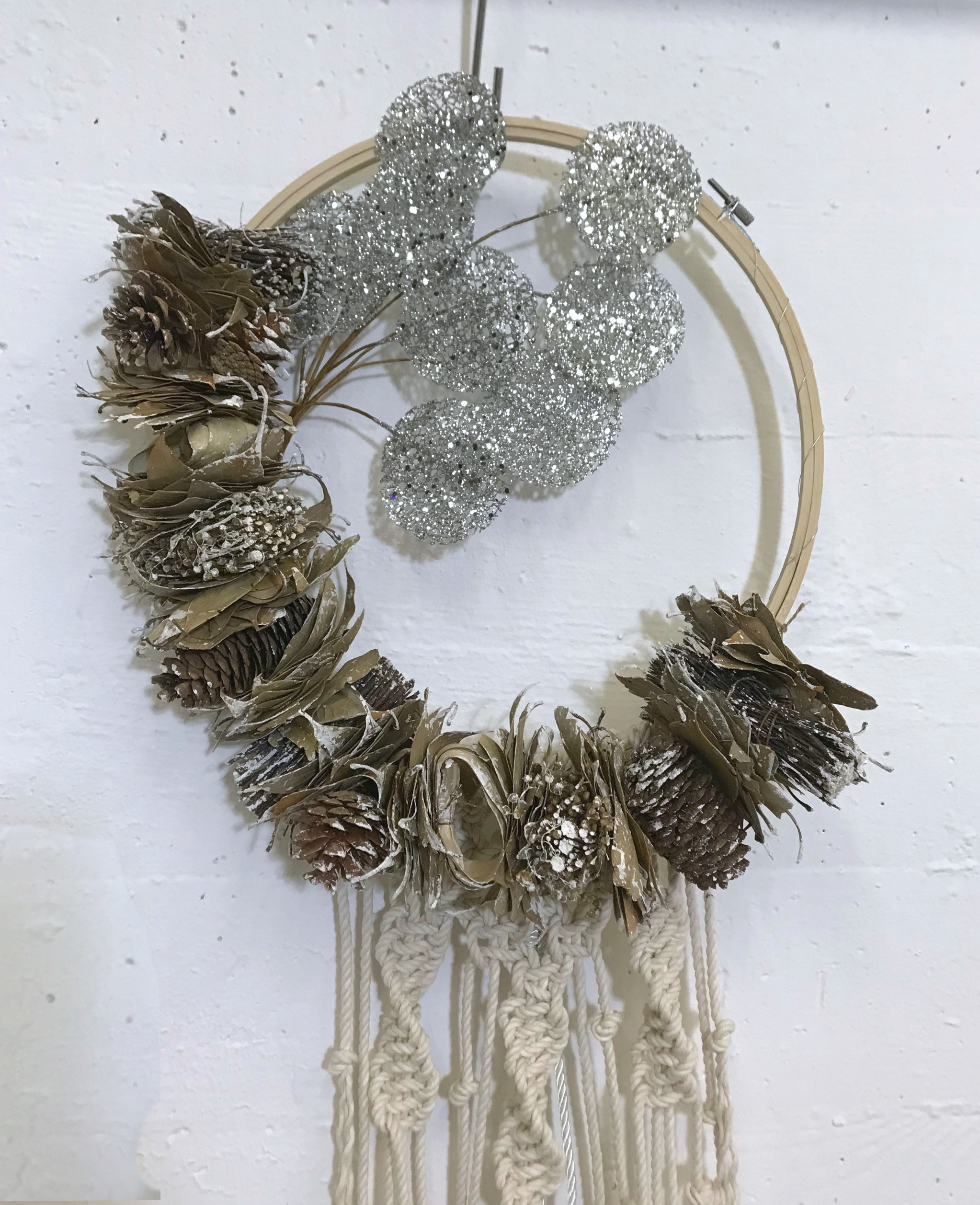 gallery macrame wreath