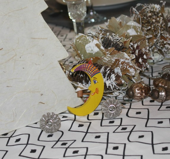 scandi christmas ornaments