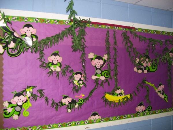 Monkey classroom theme freshplans - How do you make wild animal in little alchemy ...