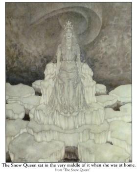 Snow Queen lesson plans