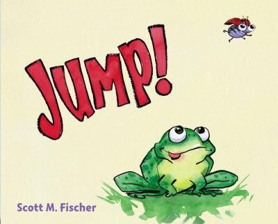 Jump by Scott M. Fischer