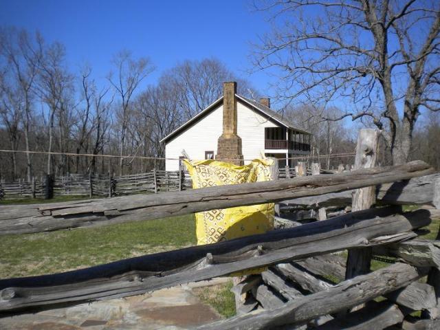 Elkhorn Tavern, Pea Ridge