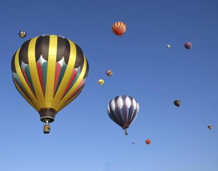 hot air balloon classroom theme