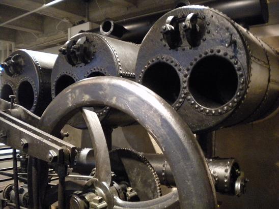 steamboat boiler