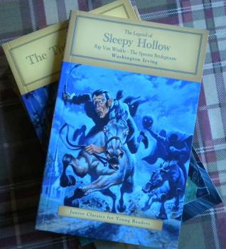 Legend of Sleepy Hollow lesson plans