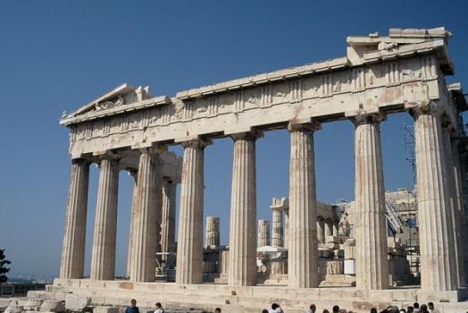 Ancient Greece: the Parthenon