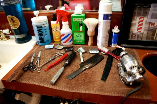 Trend or travesty Retro barber shops  My Friends House