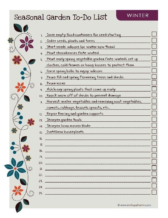 to do list printable pdf