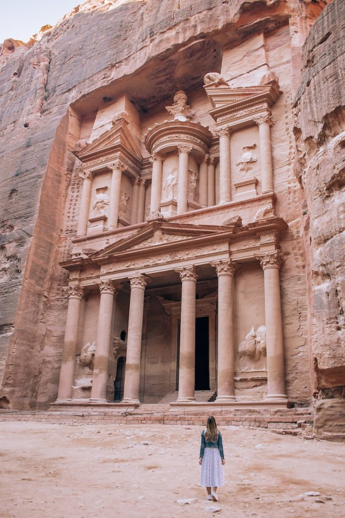 Here is where most visitors fall in love with Petra