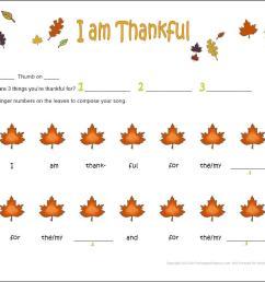 Thanksgiving Music Worksheets - 9 Fun Free Printables for Kids [ 791 x 1025 Pixel ]