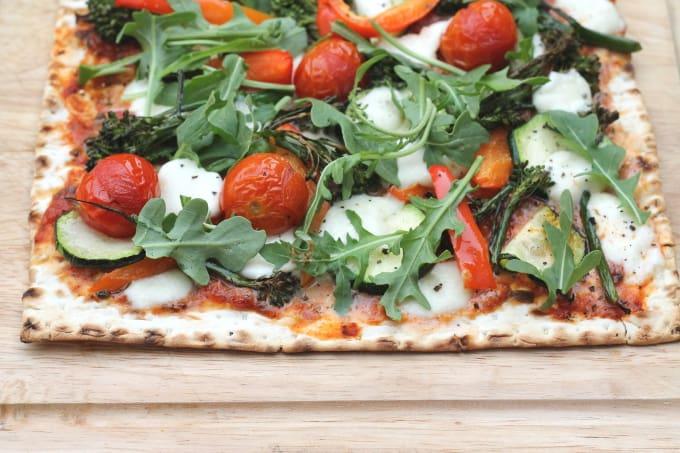 Warburton Wraps Pizza
