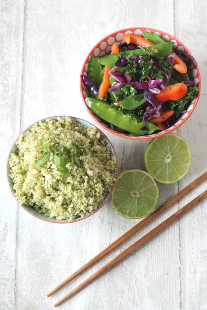 thai broccoli rice