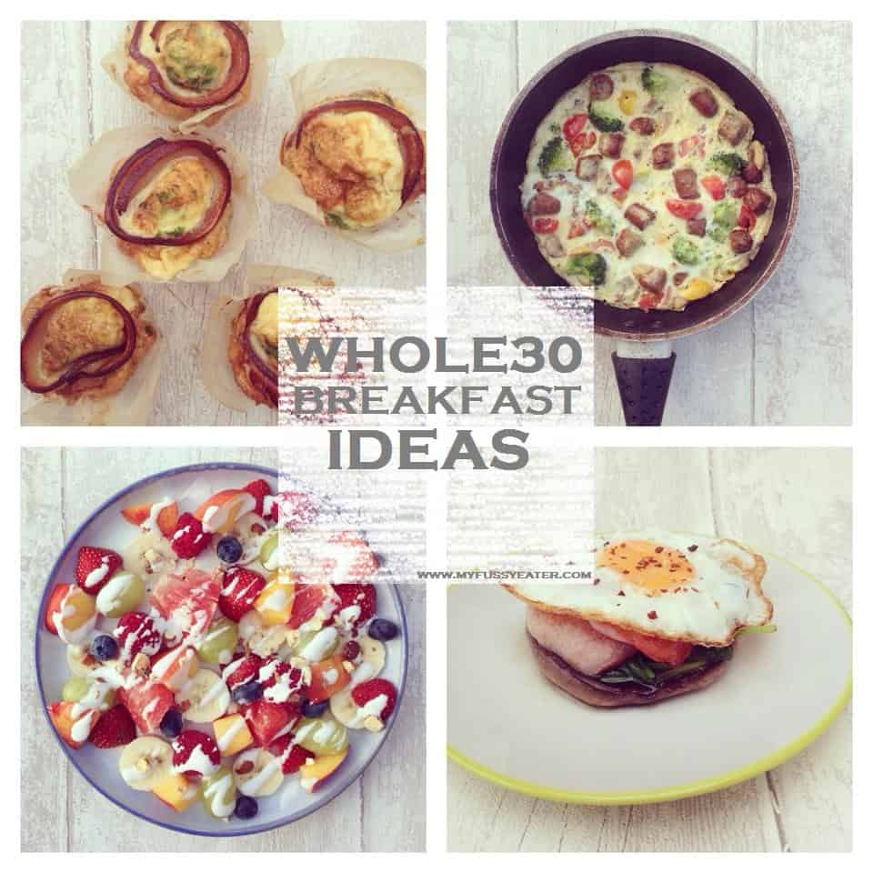 whole 30 breakfast recipes