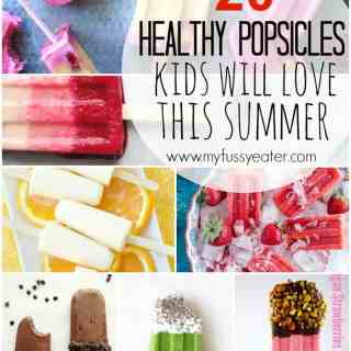 20 Healthy Popsicles That Kids Will Love This Summer