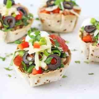 Leftover Chilli & Green Olive Taco Bowls