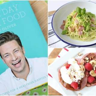 Jamie Oliver Everyday Superfood Book Review