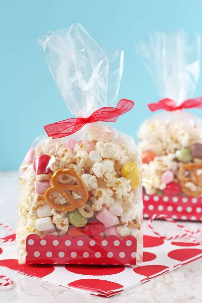 We're helping to raise money for Sports Relief by making and selling these super cute Snack Bags!