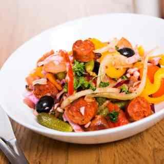 Harvester Queen's Salads
