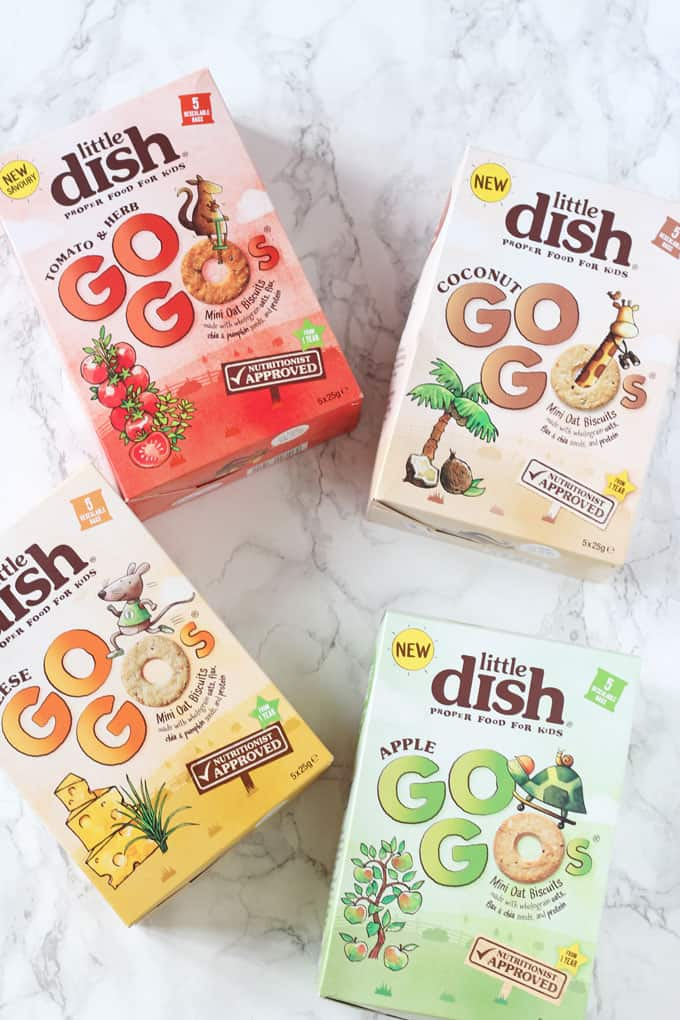 A review of Little Dish meals and snacks