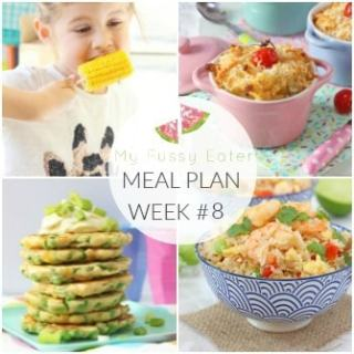 Family Meal Plan Week #8