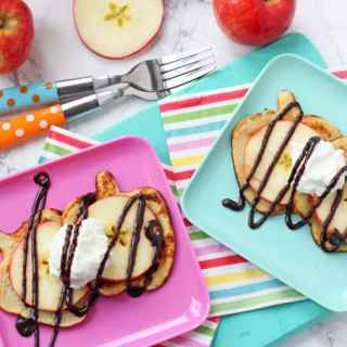 Pink Lady® Apple Pancakes