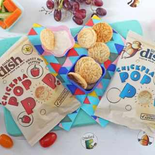 Little Dish Chickpea Pop Pops
