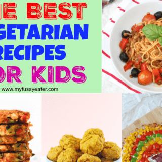 Best Vegetarian Recipes for Kids!