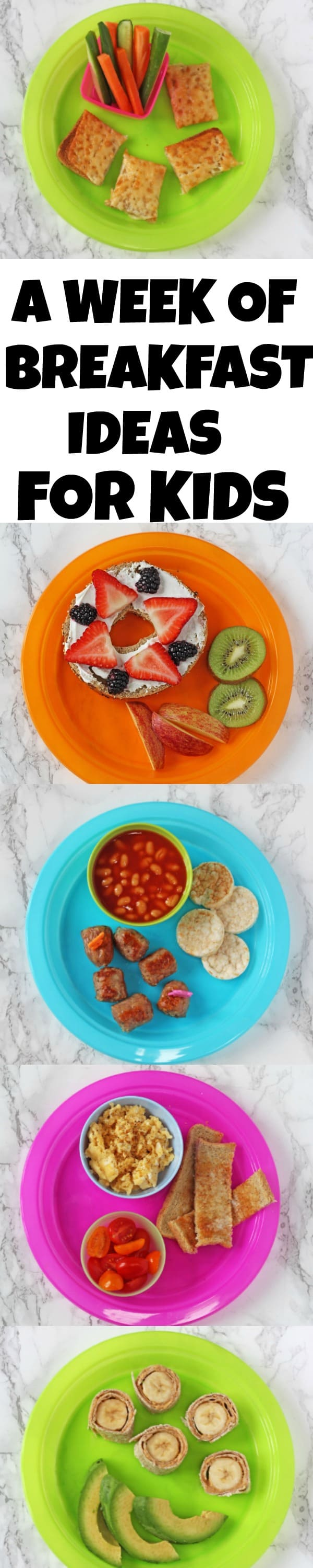 Thinking Of Quick Easy And Healthy Breakfast Recipes For Kids That Arent Toast