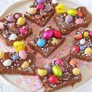 Easter Cornflake Crunch