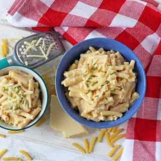 Slow Cooker Mac & Cheese