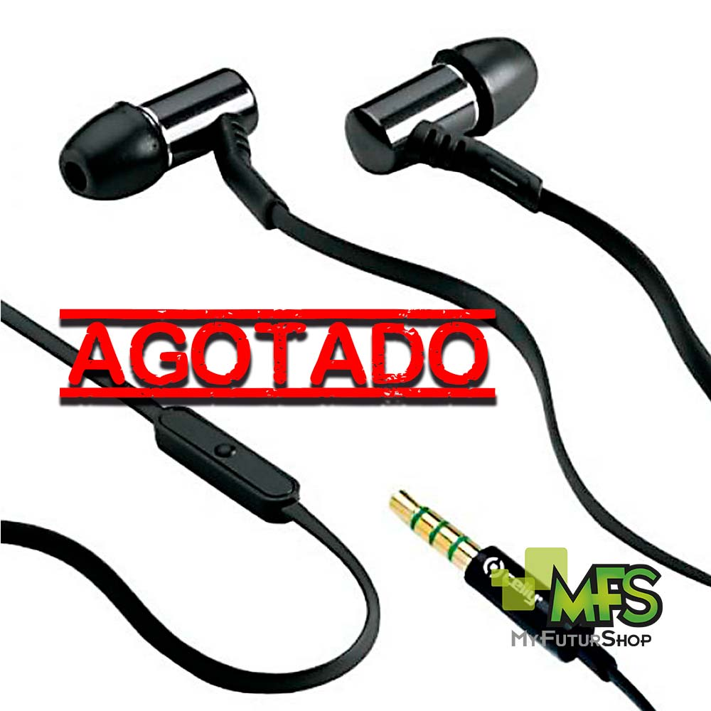 Auriculares CELLY  MyFuturShop