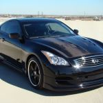 Carbon Fiber Hood And Trunk For A Ob G37 Myg37