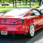 For Sale Red G37s Ipl Coupe 6mt Fully Custom Myg37