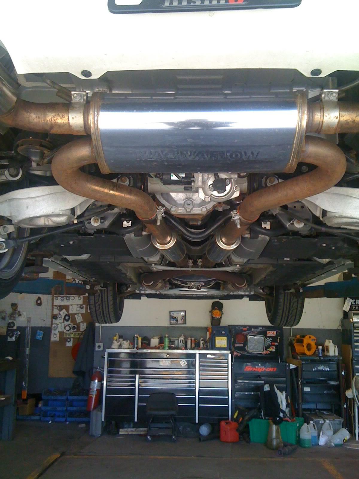 magnaflow exhaust myg37