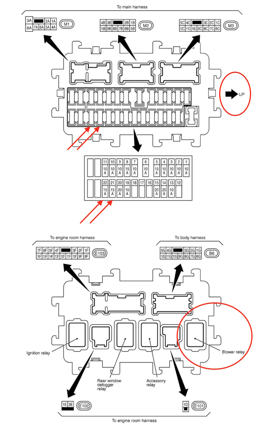 medium resolution of  blower motor not functioning 1 jpg