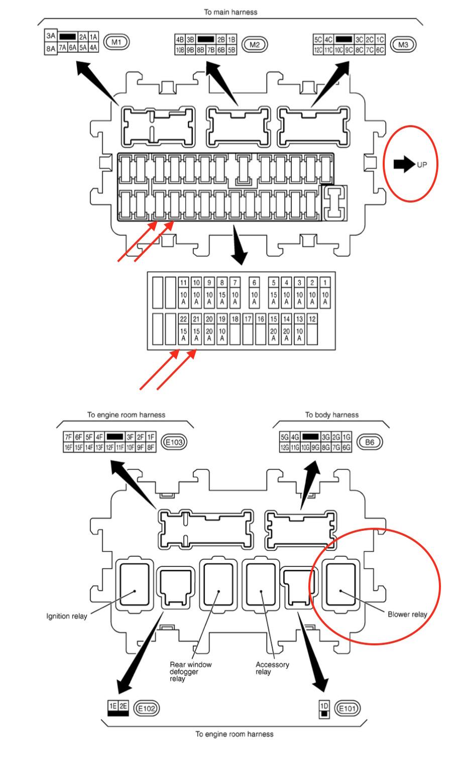 hight resolution of  blower motor not functioning 1 jpg