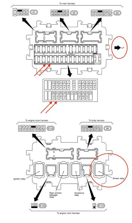small resolution of  blower motor not functioning 1 jpg