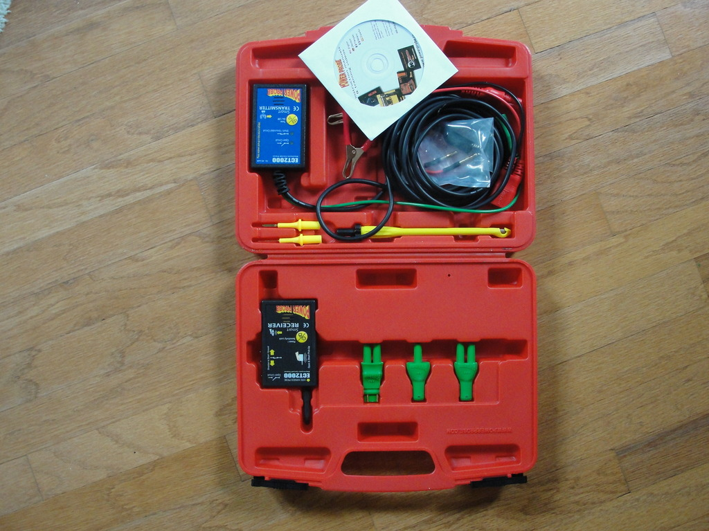 Details About Power Probe Short Open Circuit Tester Ect2000