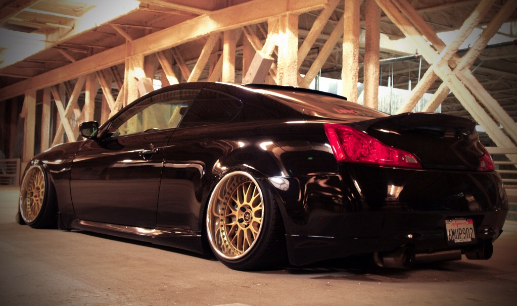 Stretched Tires  MyG37