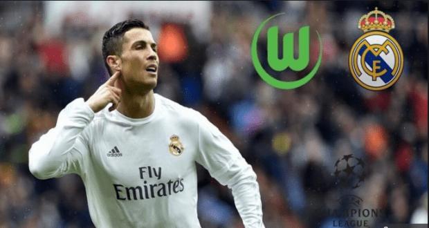 Volfsburg — Real Madrid