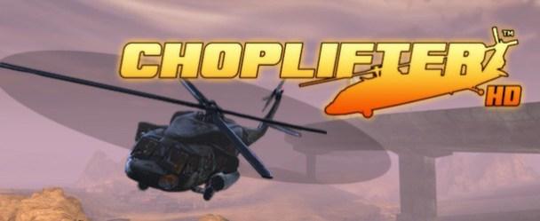 Choplifter HD (XBLA) Review Choplifter HD (XBLA) Review ChoplifterHD1
