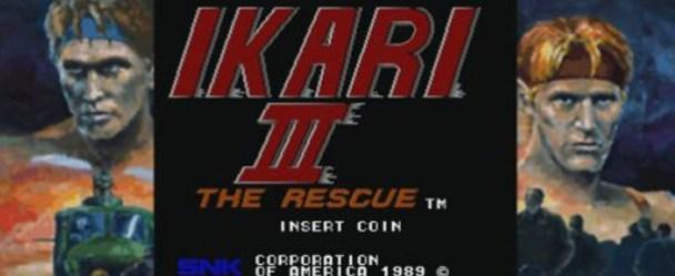 Ikari III: The Rescue (PSN) Review Ikari III: The Rescue (PSN) Review IkariIII
