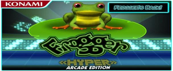 Frogger Hyper Arcade (XBLA) Review Frogger Hyper Arcade (XBLA) Review Frogger Hyper Arcade
