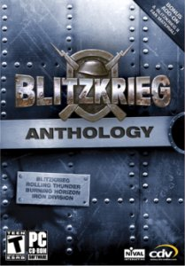 Blitzkrieg Anthology brings it all to retail Blitzkrieg Anthology brings it all to retail 1023JonnyLaw
