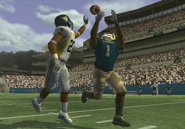NCAA Football 06 makes it's arrival NCAA Football 06 makes it's arrival 1035JonnyLaw